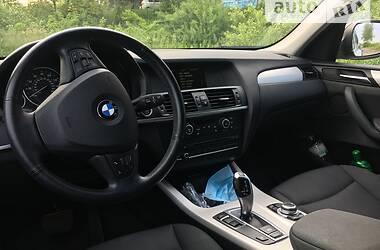 Хэтчбек BMW X3 2012 в Львове
