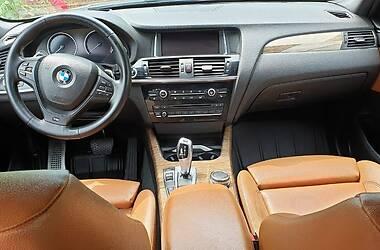 Позашляховик / Кросовер BMW X3 2015 в Одесі