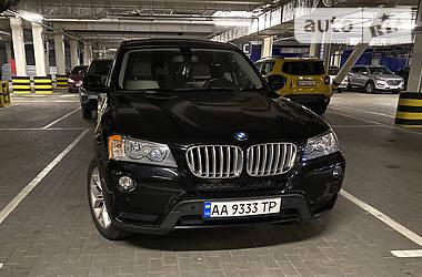 Внедорожник / Кроссовер BMW X3 2012 в Киеве