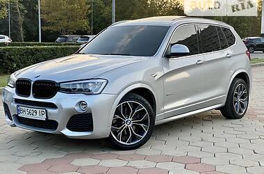 Хэтчбек BMW X3 2014 в Одессе
