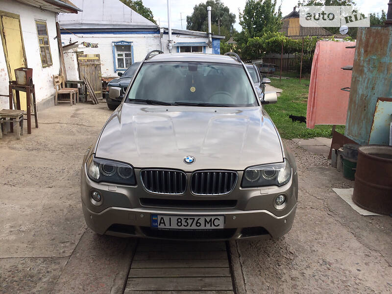 BMW X3 Official 2007