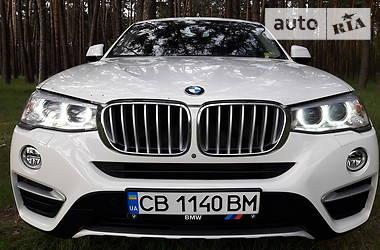 BMW X4 2015 в Чернигове