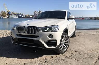 BMW X4 2016 в Николаеве