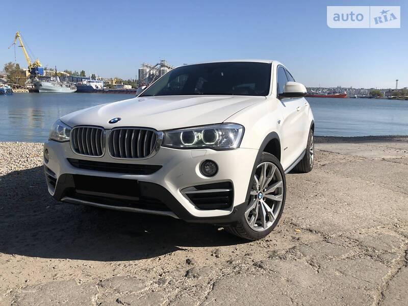 Универсал BMW X4 2016 в Николаеве