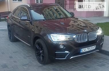 BMW X4 2014 в Черкасах