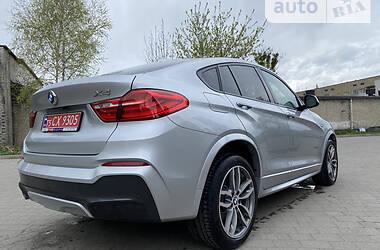 BMW X4 2016 в Львове