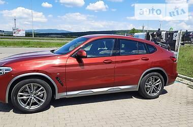 Внедорожник / Кроссовер BMW X4 2018 в Ужгороде