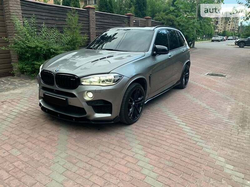 BMW X5 M 2018 в Киеве