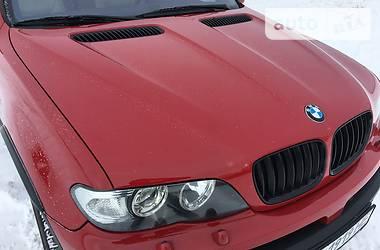 BMW X5 4.8 is 2006