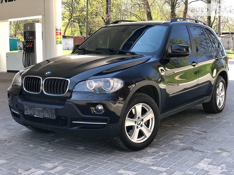 BMW X5 2008 года