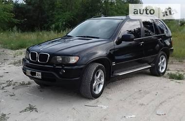 BMW X5 2003 в Харькове