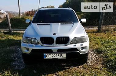 BMW X5 2006 в Черновцах