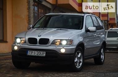 BMW X5 2004 в Межгорье
