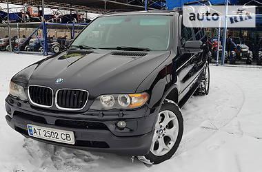 BMW X5 2004 в Ивано-Франковске