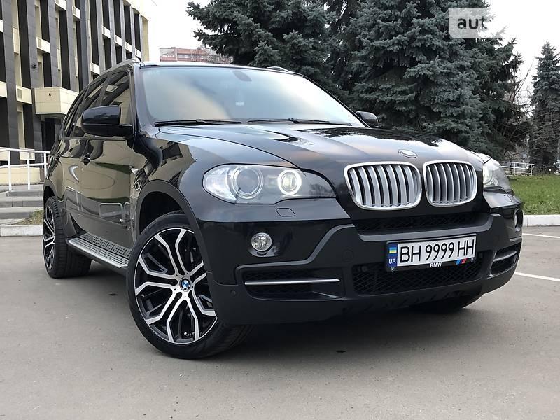 BMW X5 2008 года в Одессе