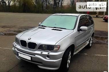 BMW X5 2002 в Полтаве
