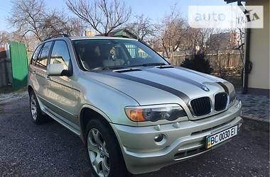 BMW X5 2003 в Львове