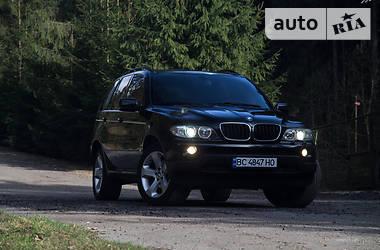 BMW X5 2005 в Межгорье