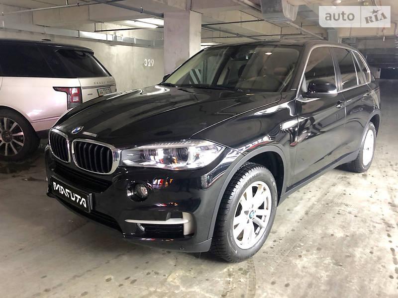 BMW X5 2016 года в Киеве