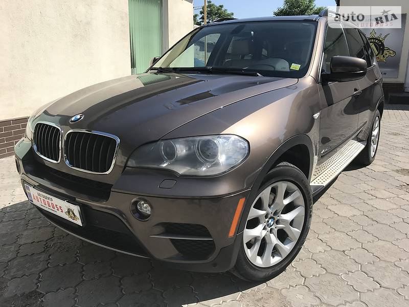 BMW X5 2011 року в Миколаїві
