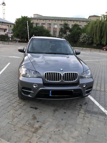 BMW X5 2012 года в Черновцах