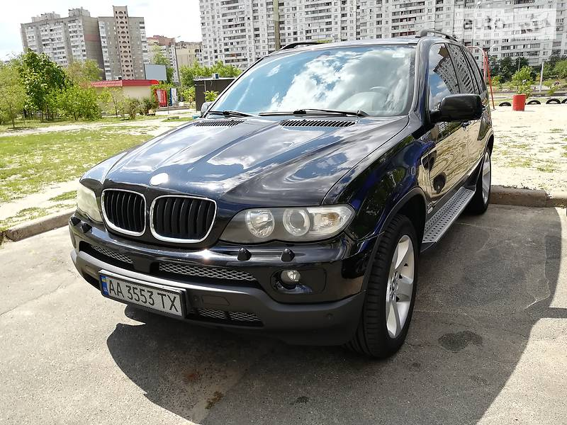 BMW X5 2004 в Києві