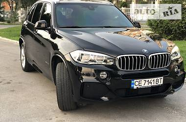 BMW X5 2018 в Черновцах