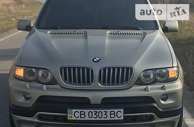 BMW X5 2002 в Чернигове