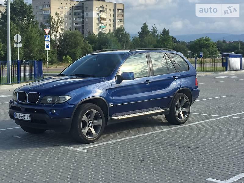 BMW X5 2006 в Дрогобыче