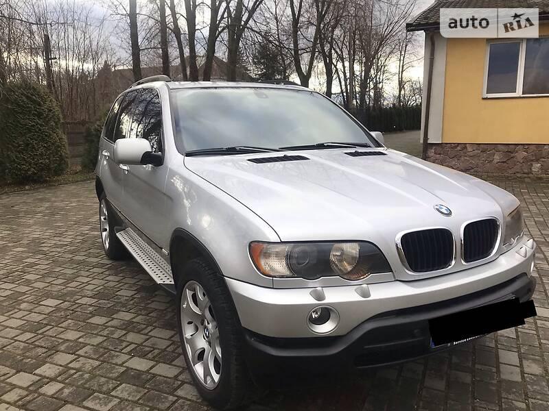 BMW X5 2003 в Самборе