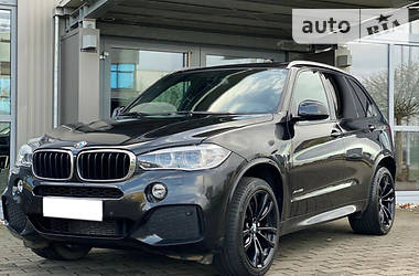 BMW X5 2017 в Ивано-Франковске