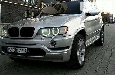 BMW X5 2000 в Львове