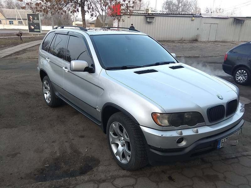 BMW X5 2003 в Павлограде