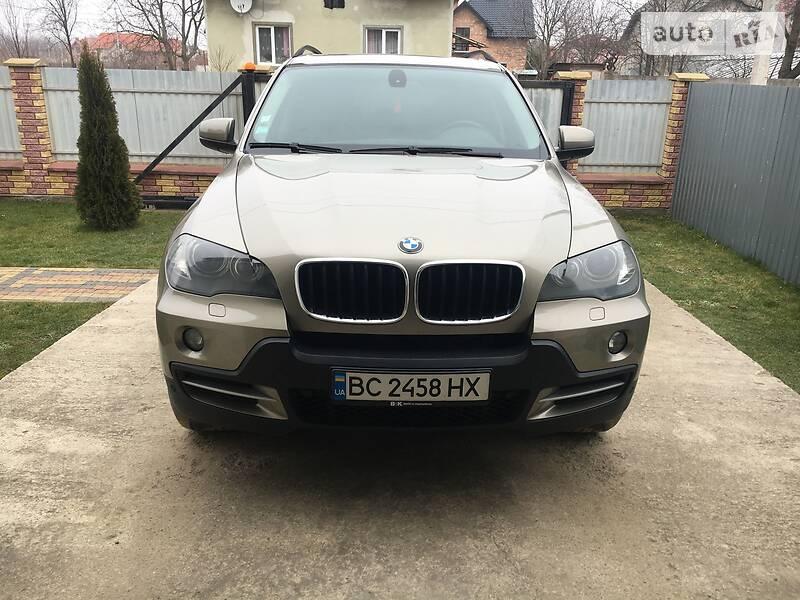 BMW X5 2007 в Стрые