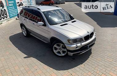 BMW X5 2002 в Николаеве