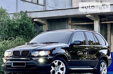 BMW X5 2002 в Одессе