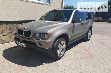 BMW X5 2005 в Дунаевцах