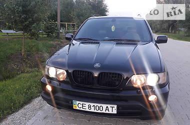 BMW X5 2003 в Черновцах