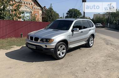 BMW X5 2002 в Гайсине