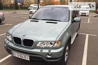 BMW X5 2003 в Софиевской Борщаговке