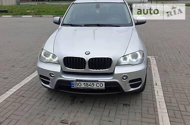 Внедорожник / Кроссовер BMW X5 2012 в Тернополе