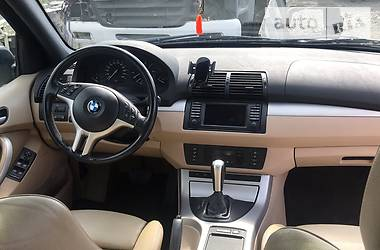 Внедорожник / Кроссовер BMW X5 2003 в Тернополе