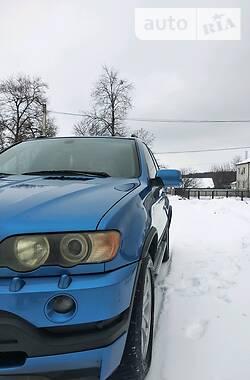 BMW X5 2002 в Киеве
