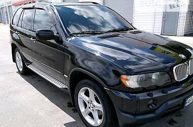 Внедорожник / Кроссовер BMW X5 2000 в Запорожье