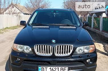 Внедорожник / Кроссовер BMW X5 2004 в Херсоне
