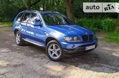 Внедорожник / Кроссовер BMW X5 2003 в Львове