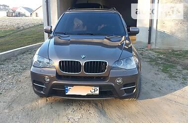 Внедорожник / Кроссовер BMW X5 2010 в Черновцах