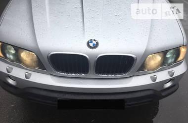 Внедорожник / Кроссовер BMW X5 2001 в Одессе