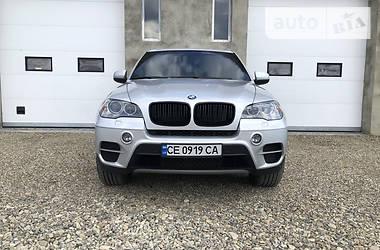 Позашляховик / Кросовер BMW X5 2011 в Чернівцях