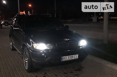 BMW X5 2002 в Ужгороде